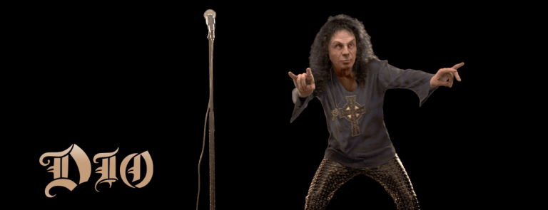 Ronnie James Dio Hologram (2017)