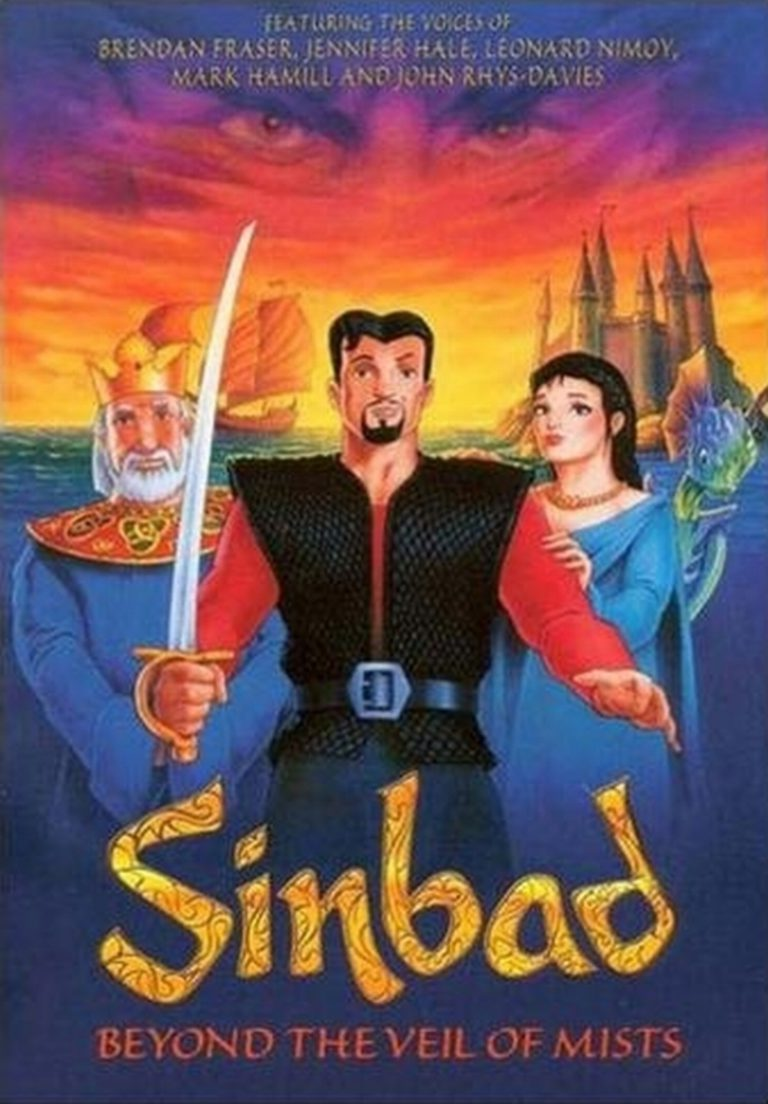 Sinbad: Beyond the Veil of Mists (2000)
