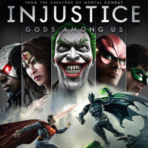 Injustice: Gods Among Us (2013)