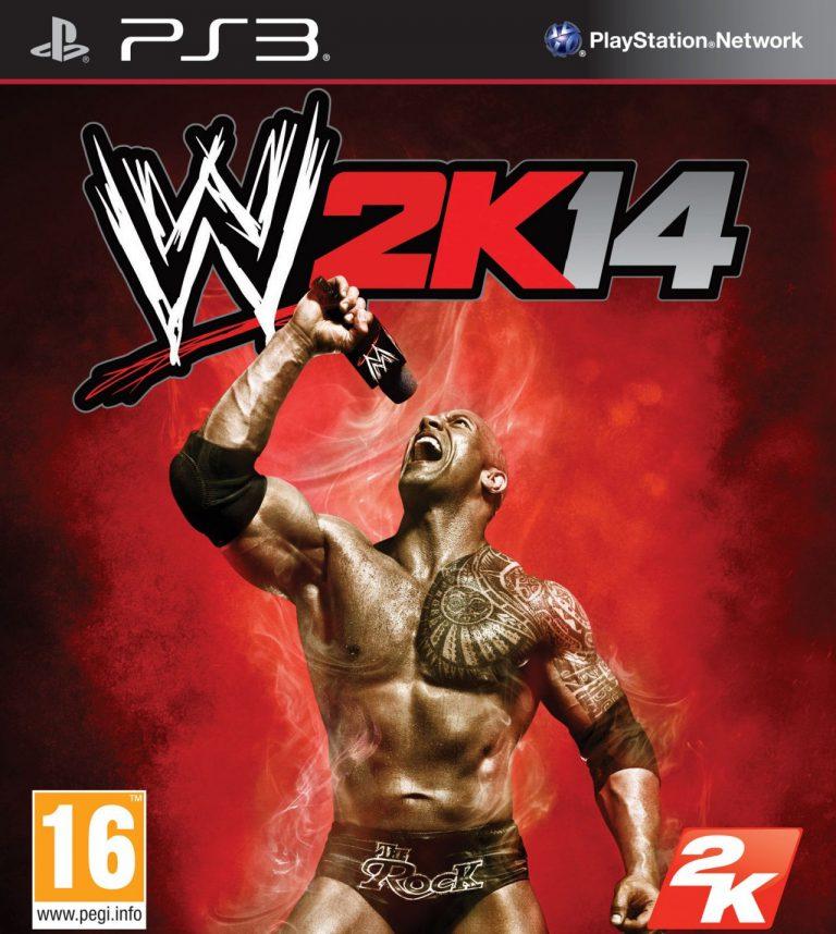 WWE 2K14 (2013)