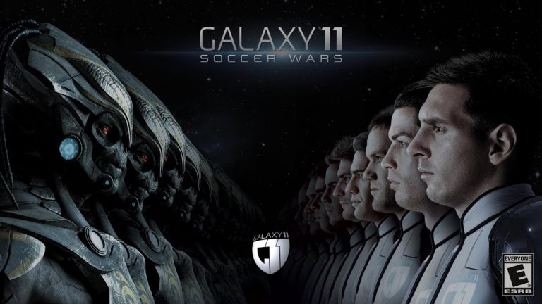 Galaxy 11 Soccer Wars (2014)